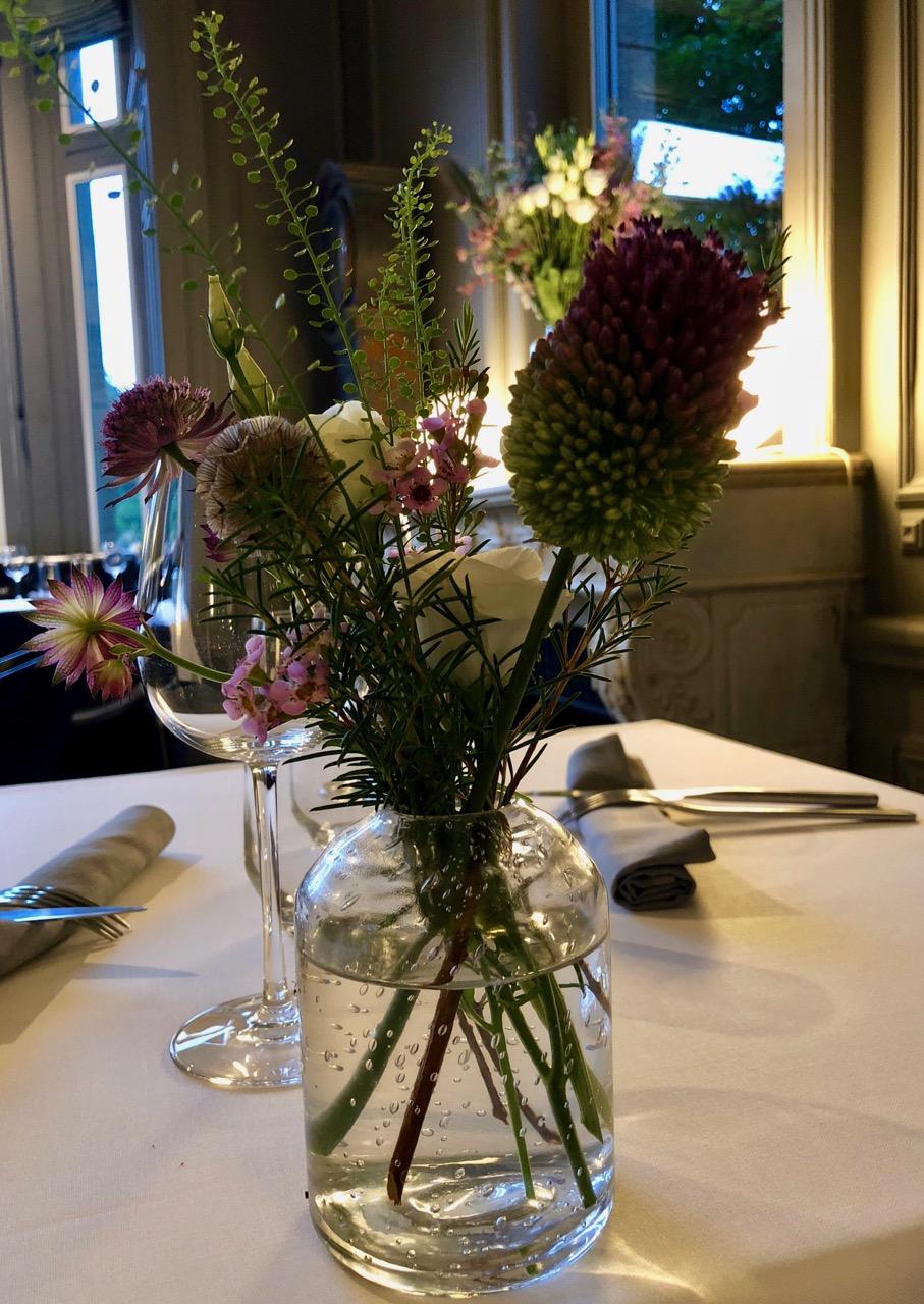 les toquées lille bouquet table - plus au nord