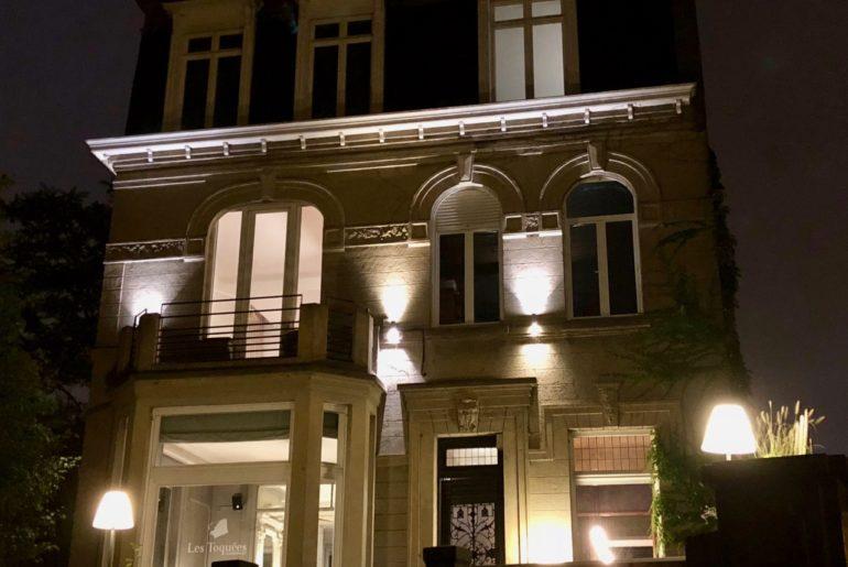 Les Toquées Lille - extérieur nuit