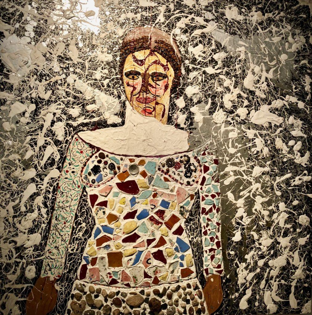 Mons-expo-Niki-de-Saint-Phalle-Autoportrait