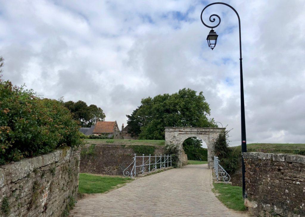 Montreuil-sur-Mer chemin vers la citadelle
