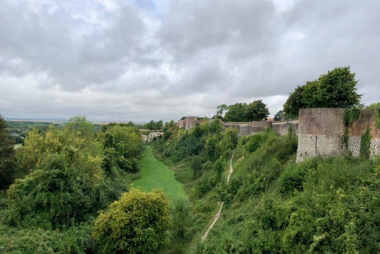 Montreuil-sur-Mer remparts