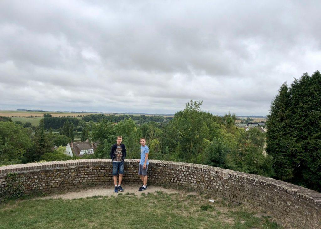 Montreuil-sur-Mer tour remparts