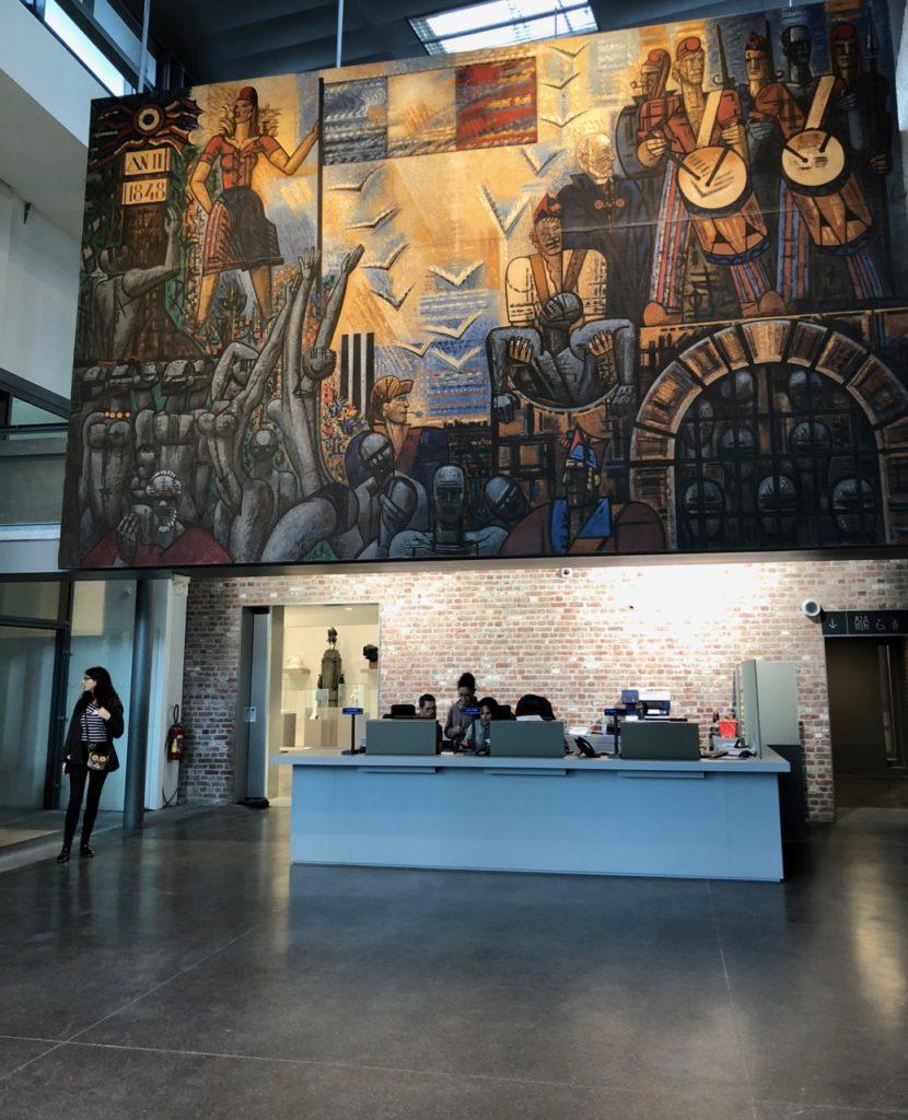 Musée La Piscine Roubaix entrée