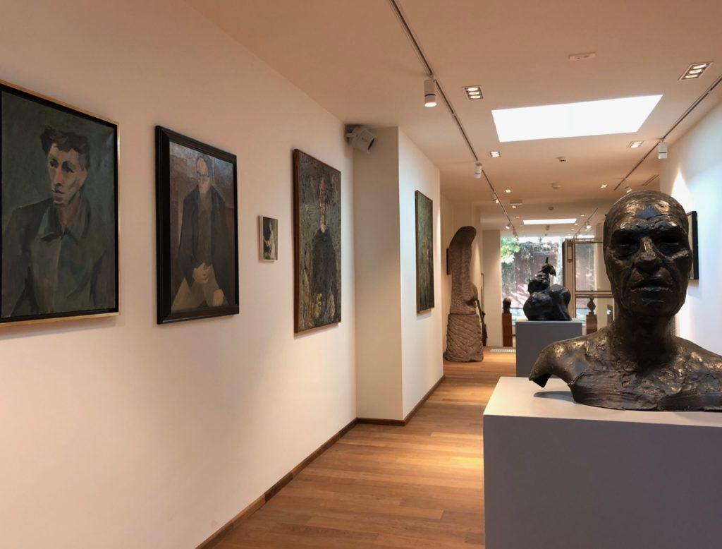 Musée La Piscine nouvelle aile artistes Groupe de Roubaix