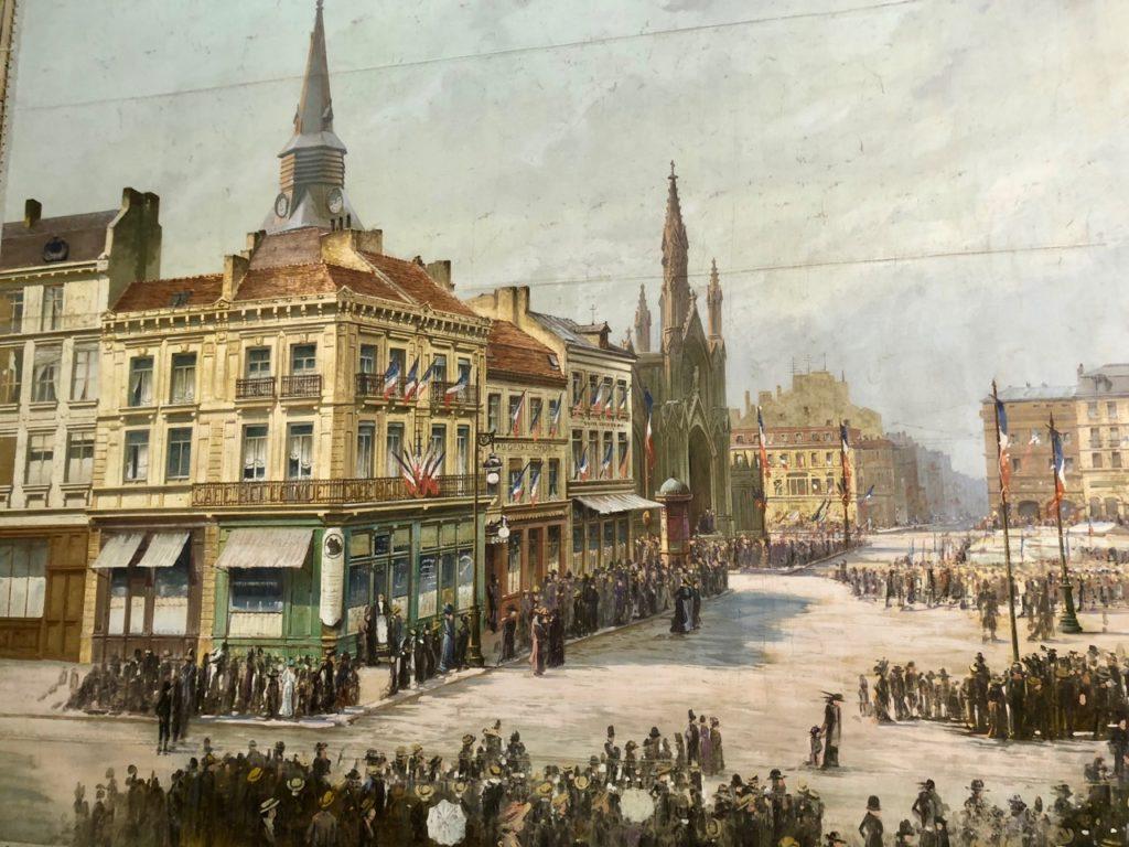 Musée La Piscine - panorama Roubaix