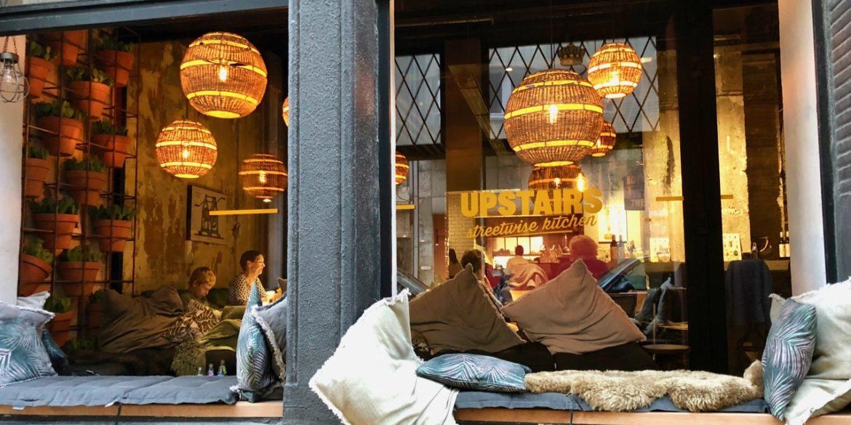À Ostende, Upstairs hôtel et Ouibus pour un week-end très cool