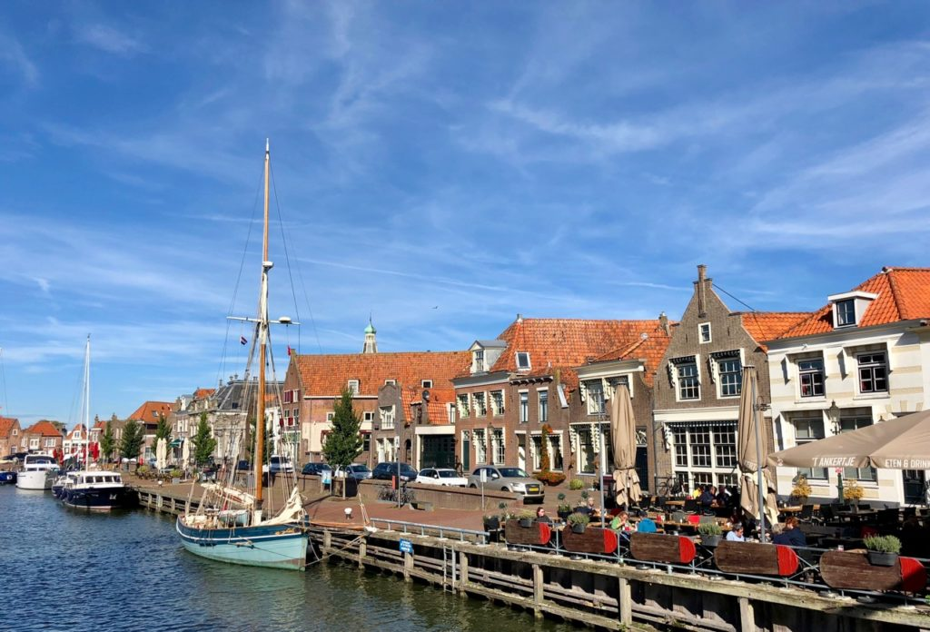 Pays-Bas Enkhuizen - quai