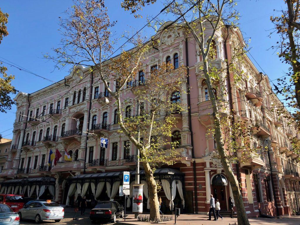 Ukraine-Odessa-hotel-Bristol