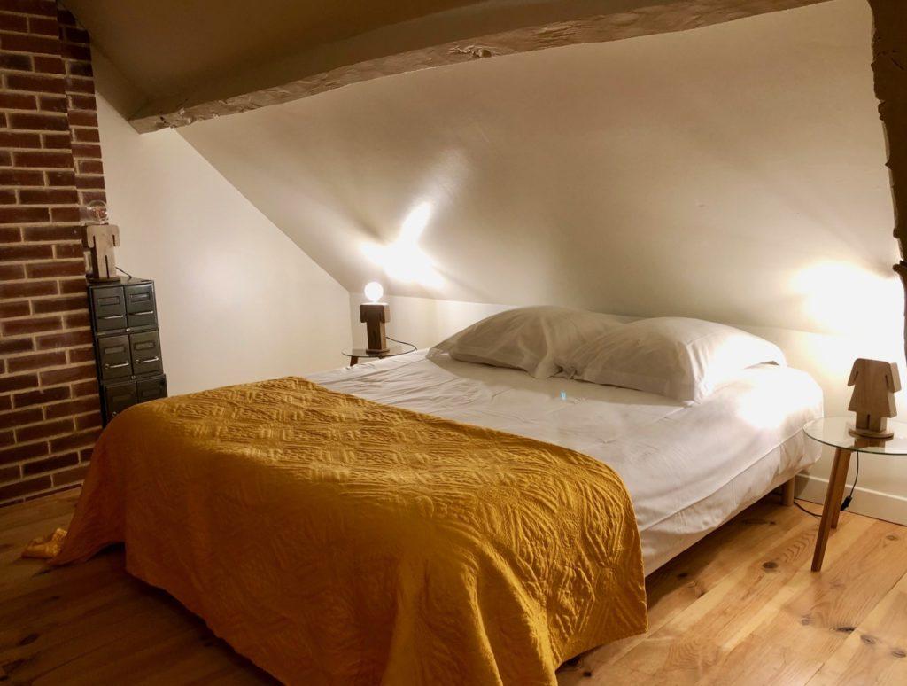 Aux portes de la baie de Somme - L'Atelier chambre jaune