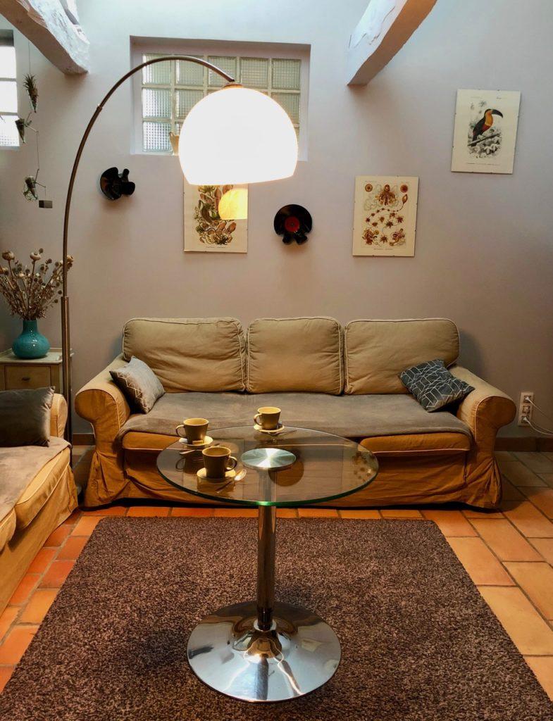 Aux portes de la baie de Somme - L'Atelier canapé salon