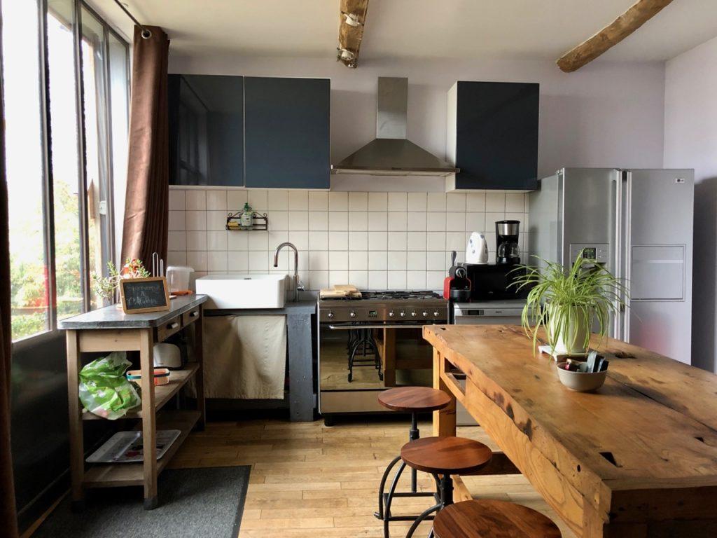 Aux portes de la baie de Somme - L'Atelier cuisine