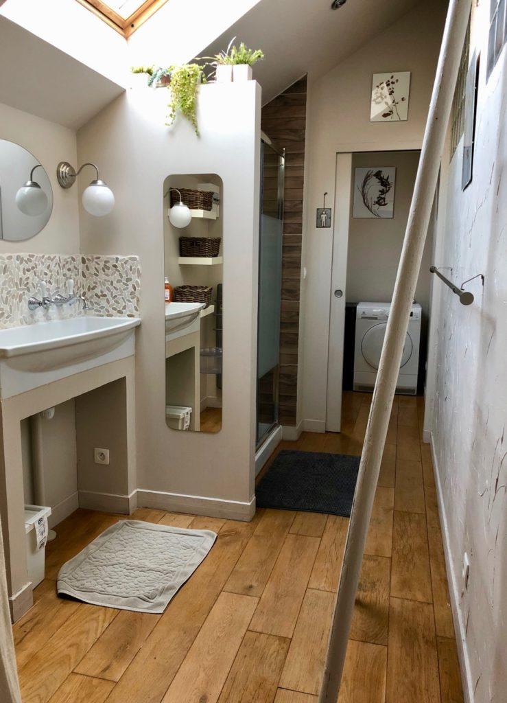 Aux portes de la baie de Somme - L'Atelier salle de bains