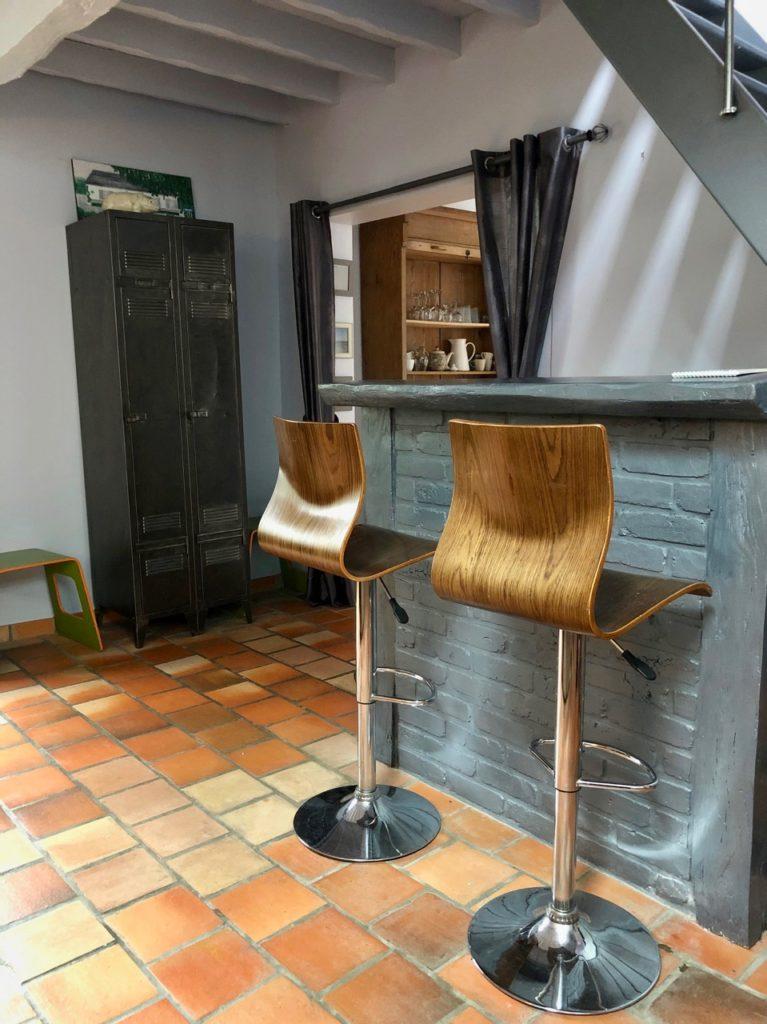 Aux portes de la baie de Somme - L'Atelier salon bar