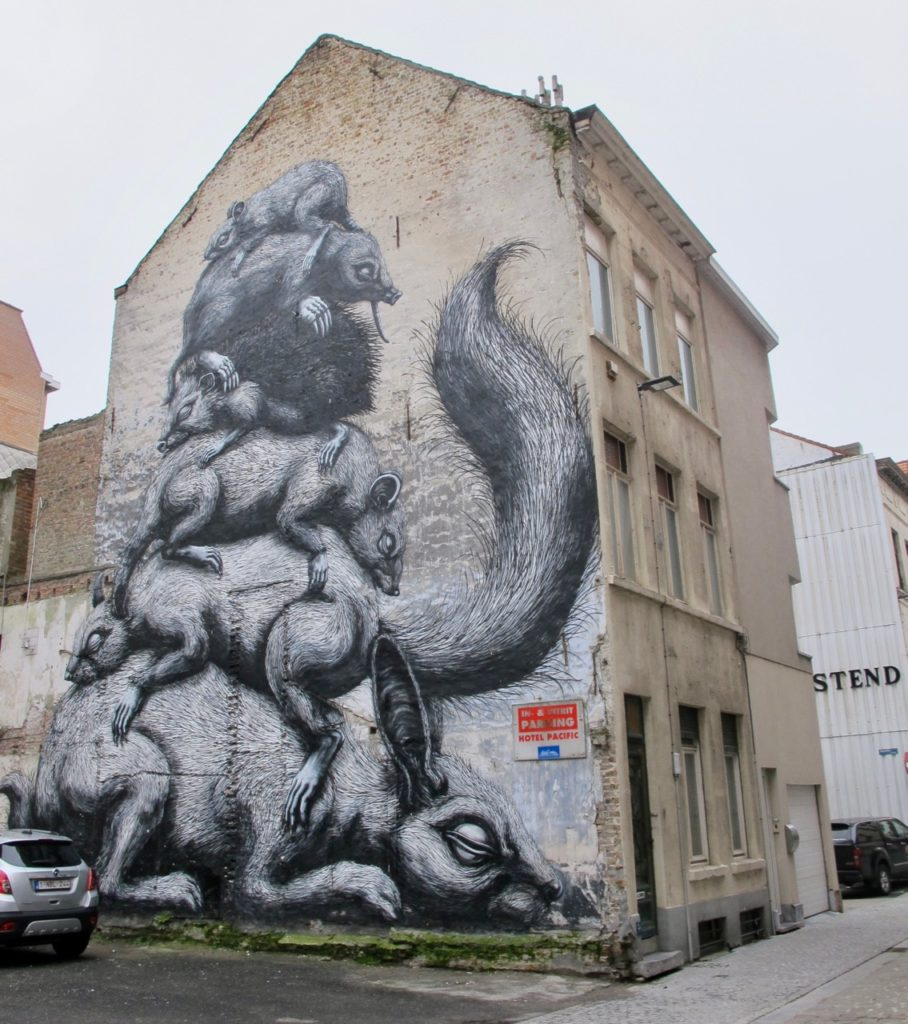 Ostende - The Crystal Ship Roa