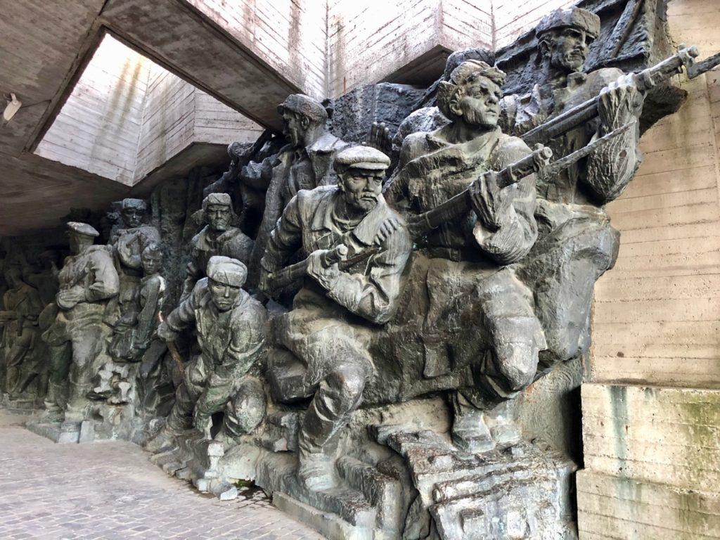 Kiev-parc-statues-site-mere-Patrie
