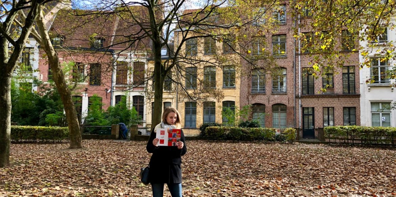 Grâce aux Promenades de Guillemette, je me suis fait balader à Lille