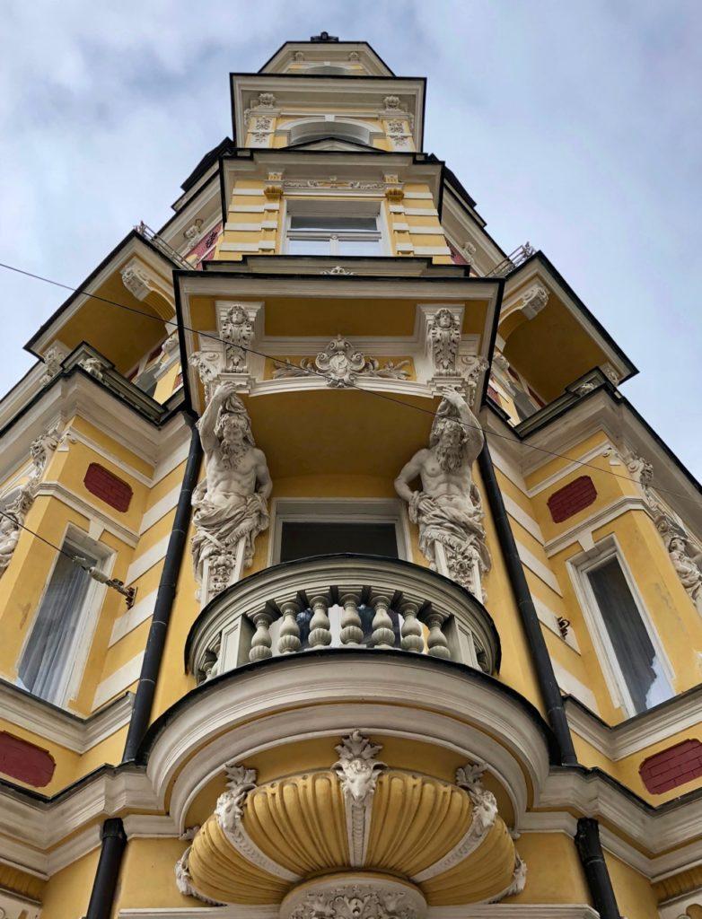 Marienbad-architecture