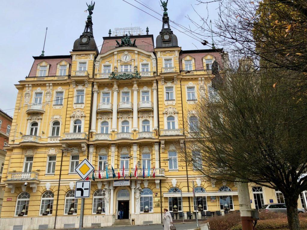 Marienbad-hotel-Pacifik-facade