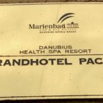Marienbad-hotel-Pacifik-plaque