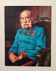 Marienbad-portrait-Franz-Joseph