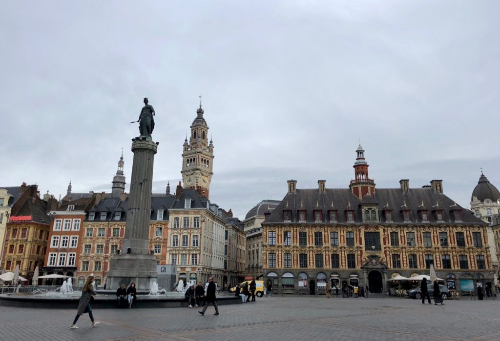Lille - Grand-Place