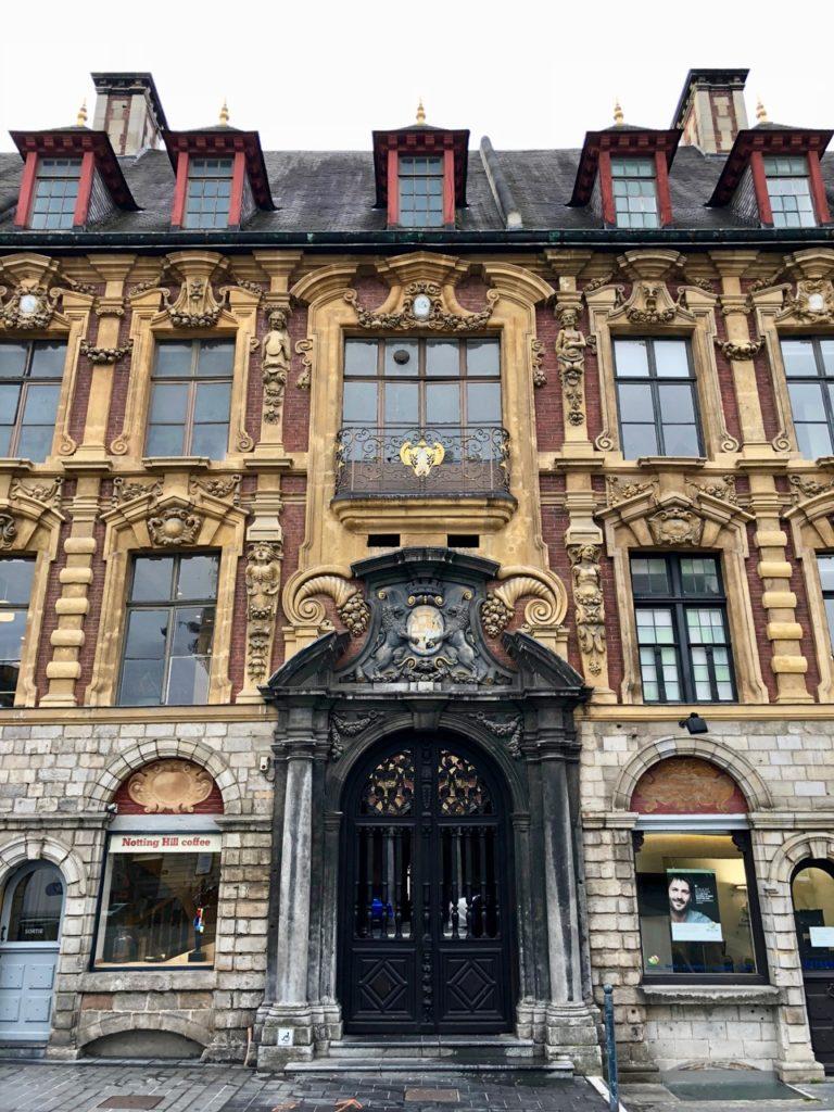 Nord Lille - Vieille-Bourse