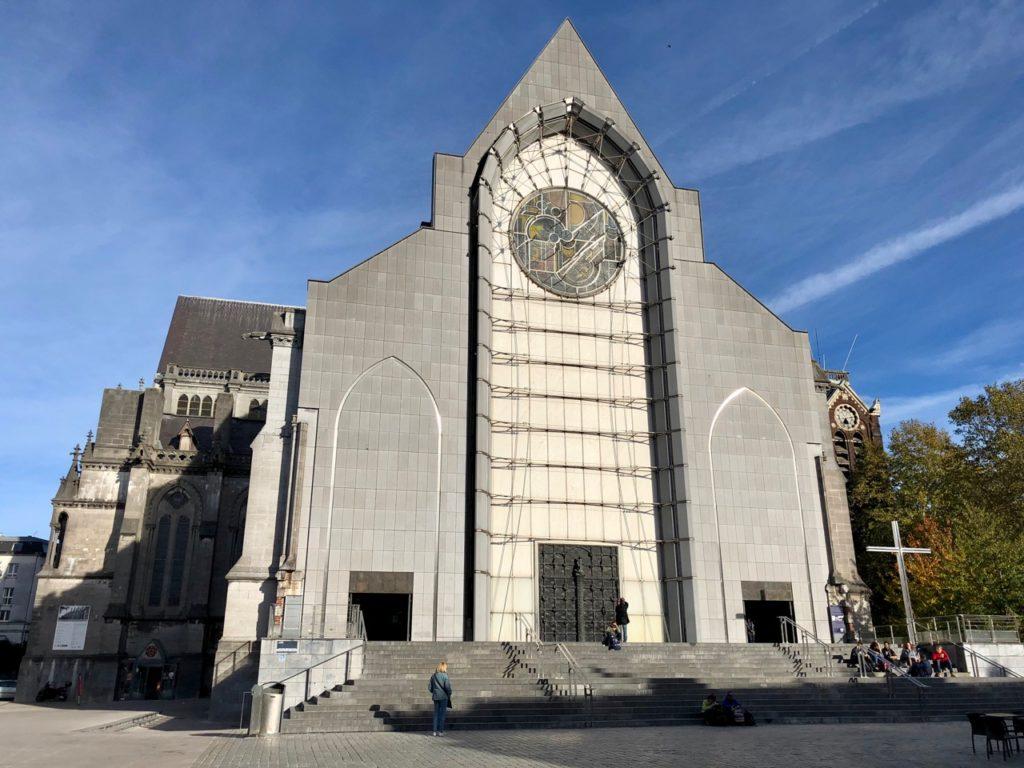 Nord Lille - cathédrale Notre-Dame de la Treille