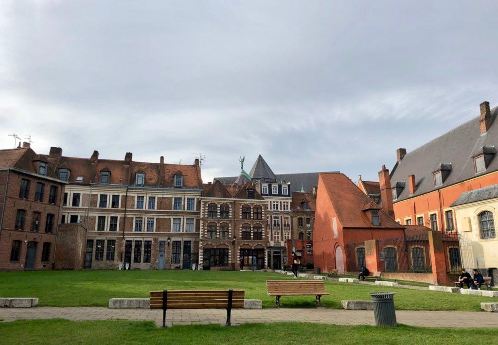 Nord Lille - ilot Comtesse