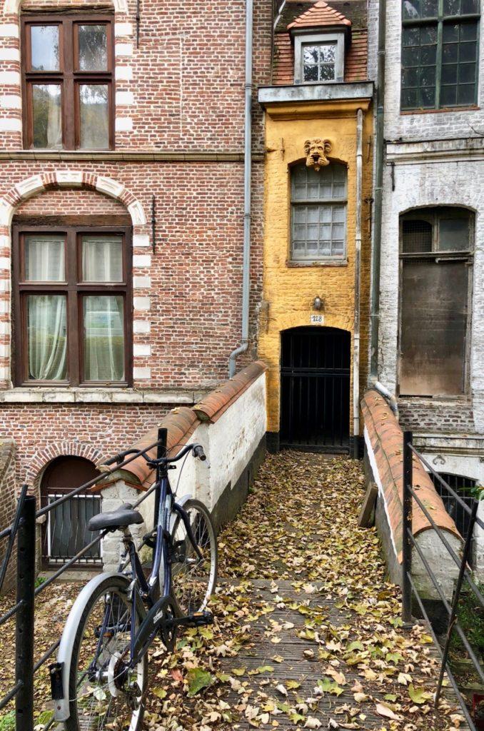 Nord Lille - plus petite maison de la ville