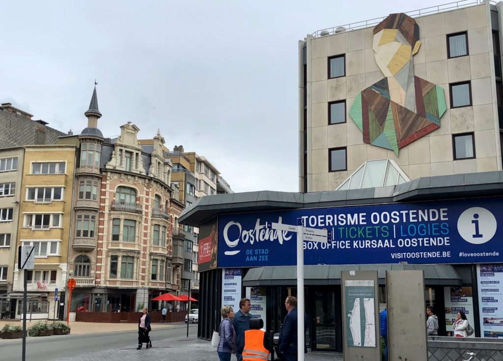 Ostende - The Crystal Ship Strook