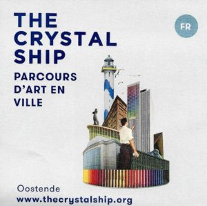 Ostende - The Crystal Ship plan