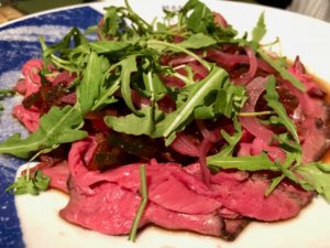Prague-Mama-Shelter-carpaccio-boeuf-thai