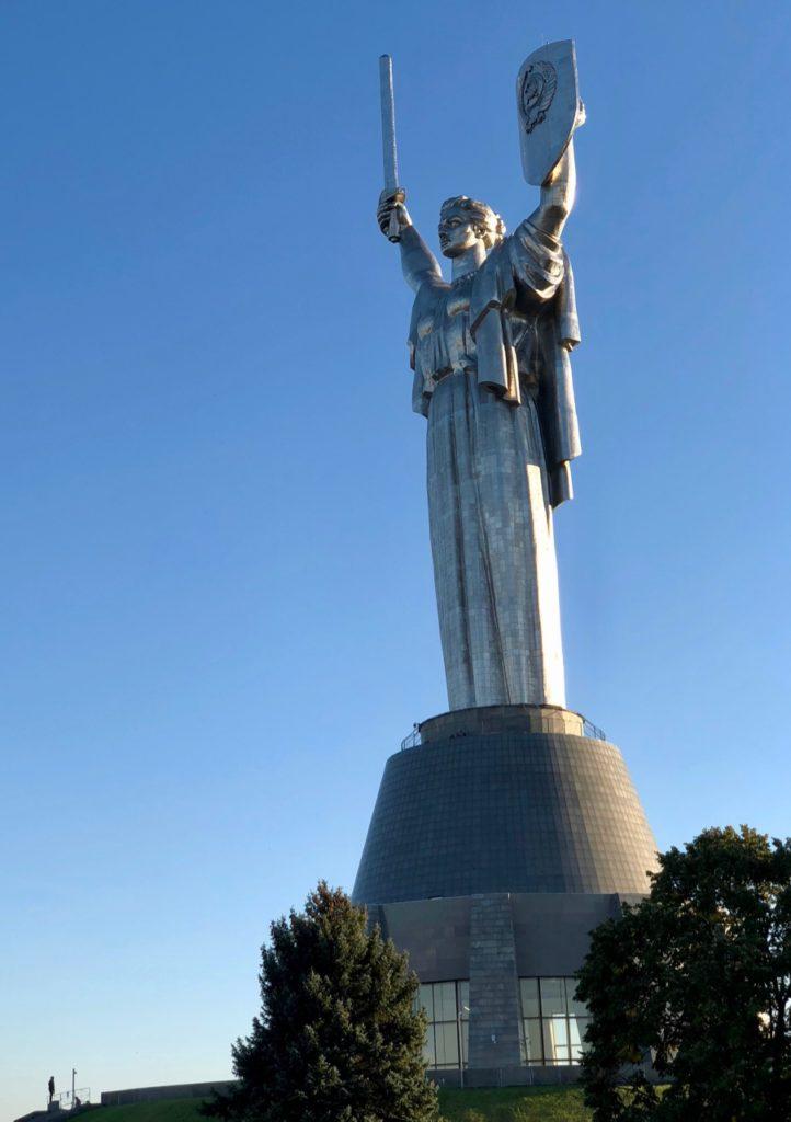 Ukraine-Kiev-statue-mere-Patrie