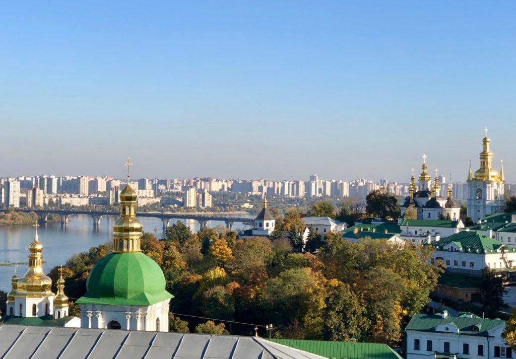 Ukraine-Kiev-vue-generale-ville