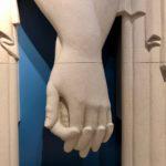 Centre interpretation Cote 204 Chateau-Thierry deux mains