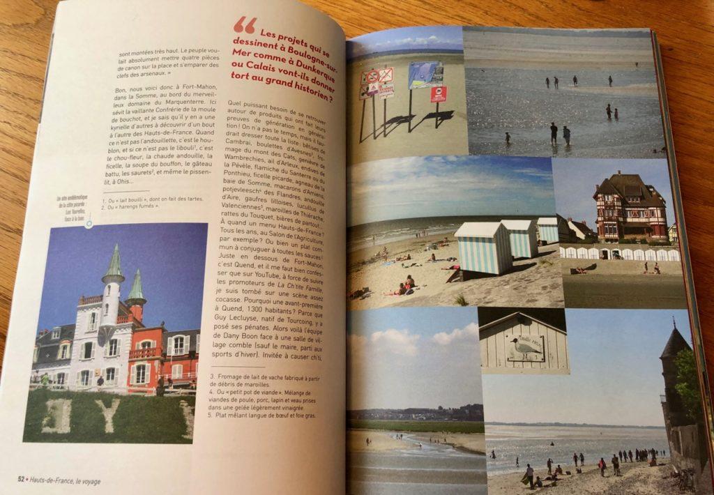 Hauts-de-France Le Voyage Bruno Vouters belles photos