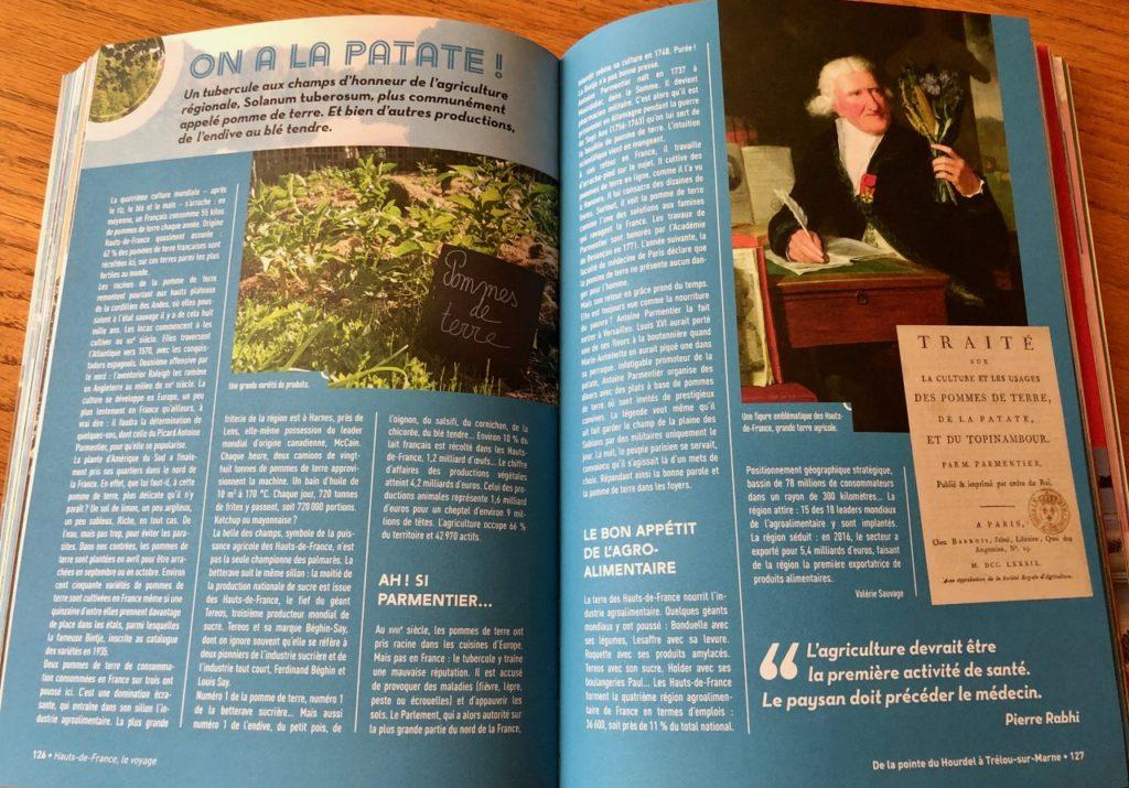 Hauts-de-France Le Voyage Bruno Vouters contributions