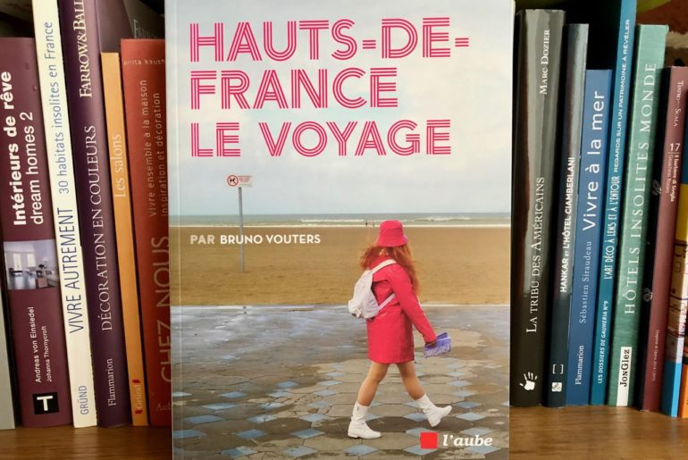 Hauts-de-France Le Voyage Bruno Vouters couverture-etageres