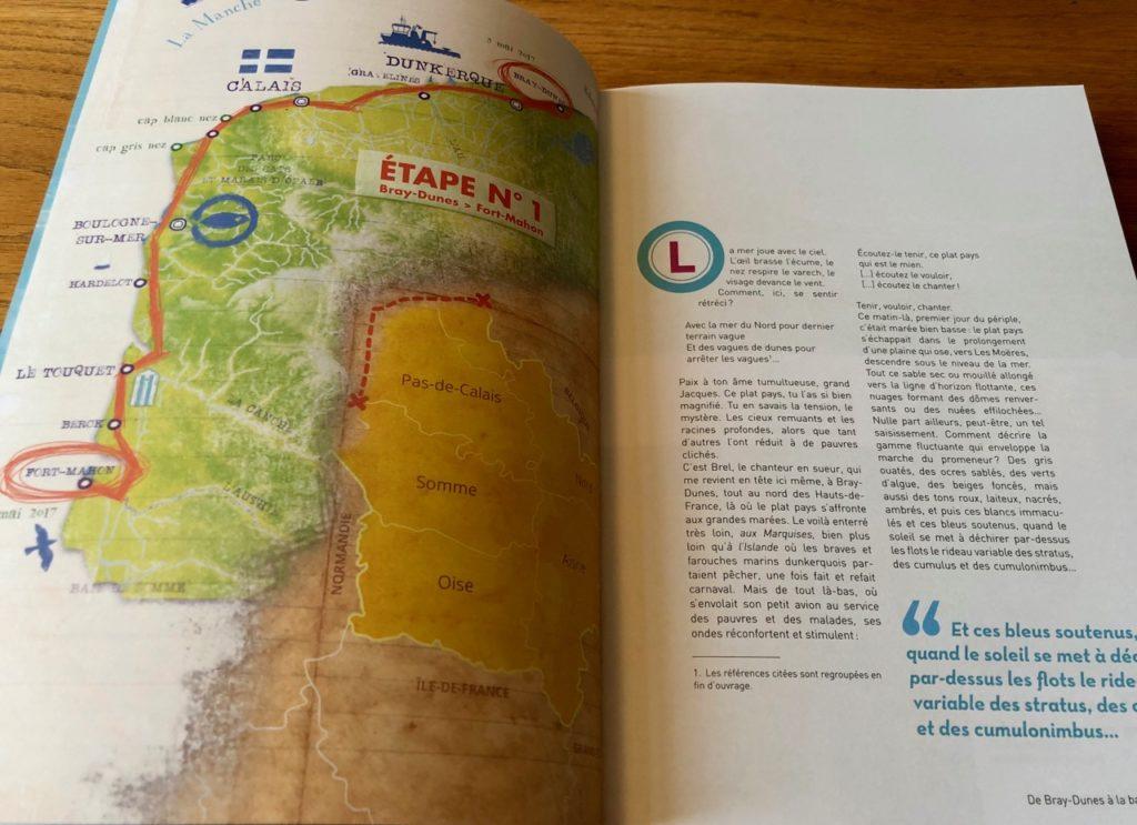 Les Hauts-de-France, Le voyage Bruno Vouters Première étape