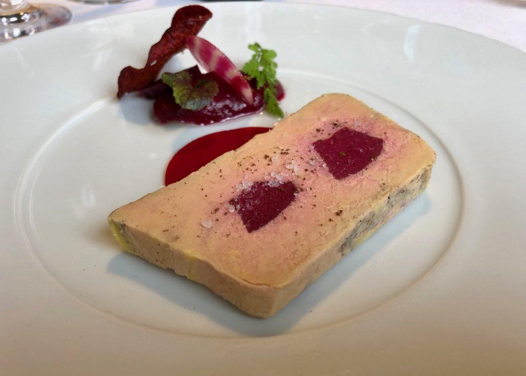 La Clé des Champs Favières Somme foie gras