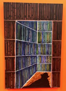 La Piscine Roubaix Di Rosa Bibliothèque