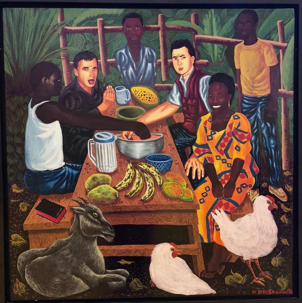 La Piscine Roubaix Di Rosa Déjeuner à Kumasi