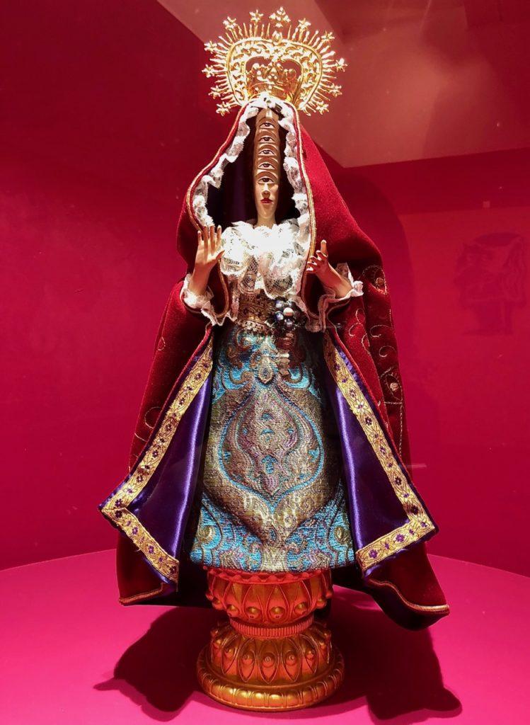 La Piscine Roubaix Di Rosa Virgen del arte contemporaneo