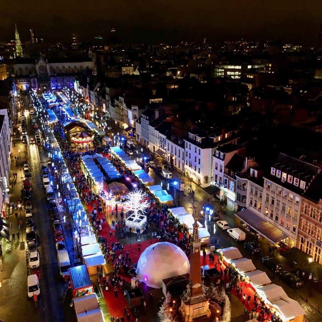 Plus au nord Bruxelles Plaisirs hiver