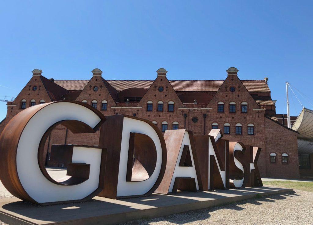 Plus au nord Gdansk