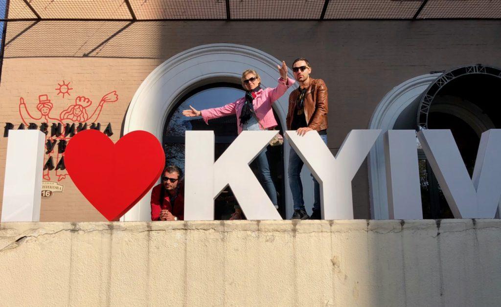 Plus au nord Kiyv