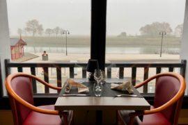 Saint-Valery-sur-Somme restaurant L'Embarcadère salle étage