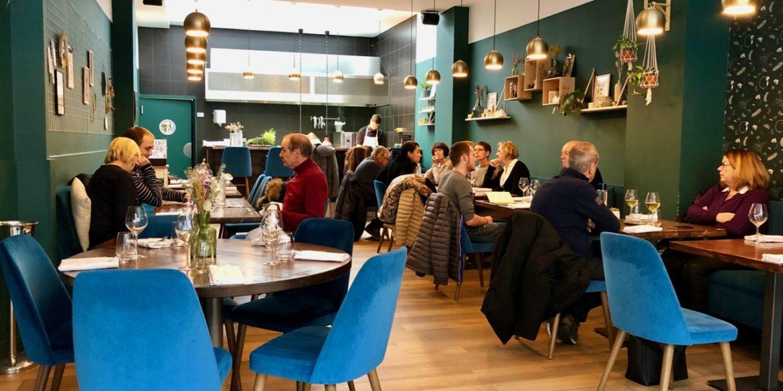 À Amiens, l'Ail des Ours pour un déjeuner très léché