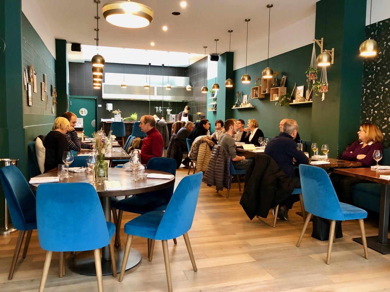 Decoratrice D Interieur Amiens j'ai testé le restaurant bistronomique l'ail des ours à amiens