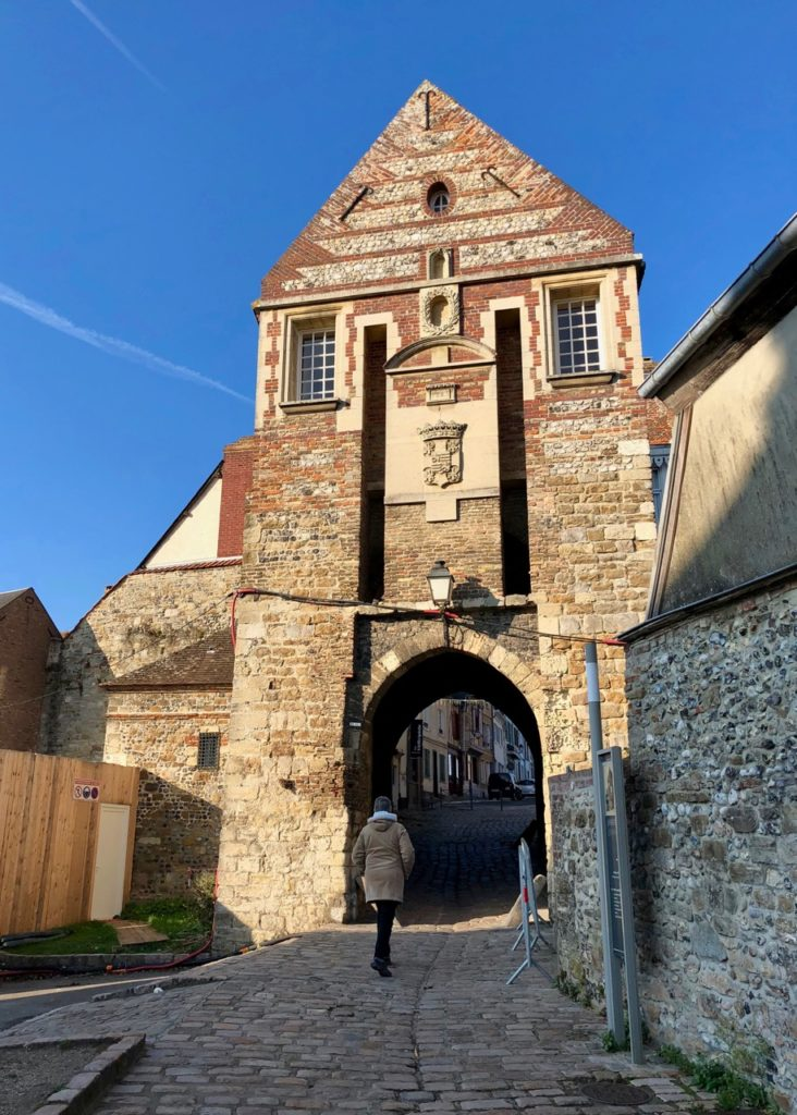 Balade Saint-Valery-sur-Somme porte Nevers